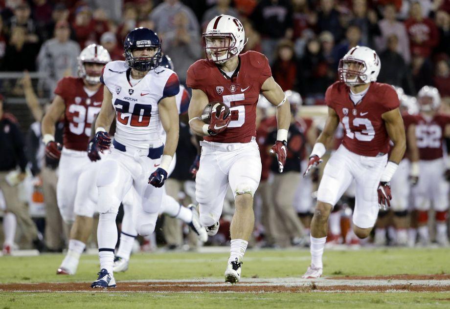 Christian McCaffrey - Stanford 2015