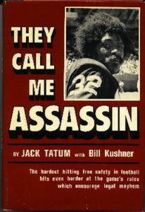 Jack Tatum - They Call Me Assassin