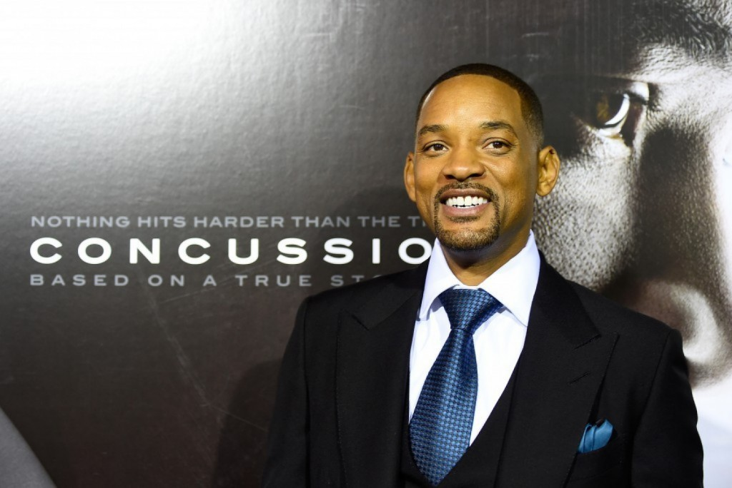Will Smith - Concussion - Foto av Frazer Harrison