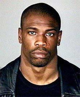 Lawrence Phillips på vei til fengsel