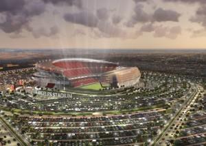 Carson Stadium, forslaget til Raiders og Chargers