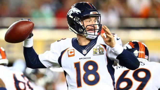 Peyton Manning SB50