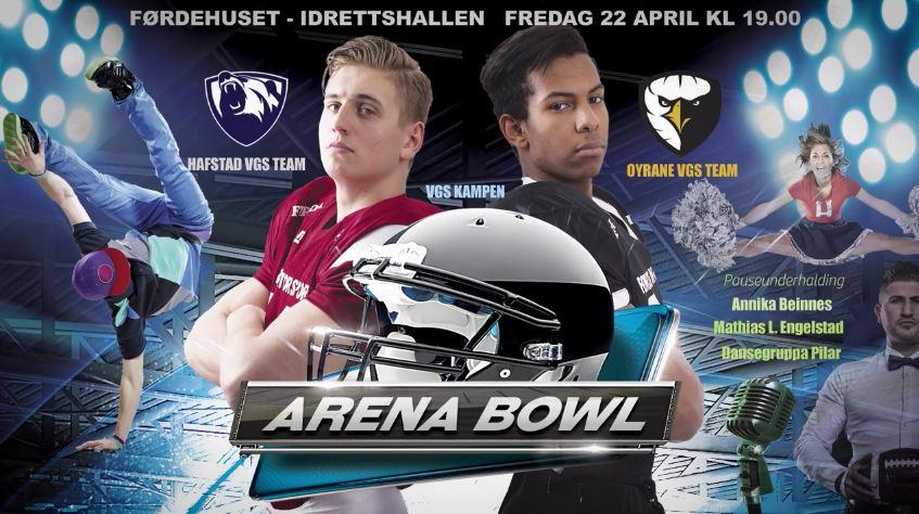 Arena Bowl Førde 2016