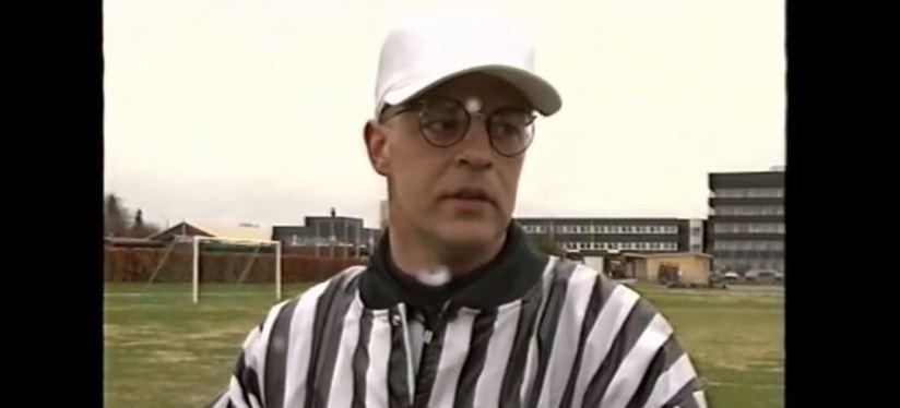 Jørann Hansen 1995 el 96