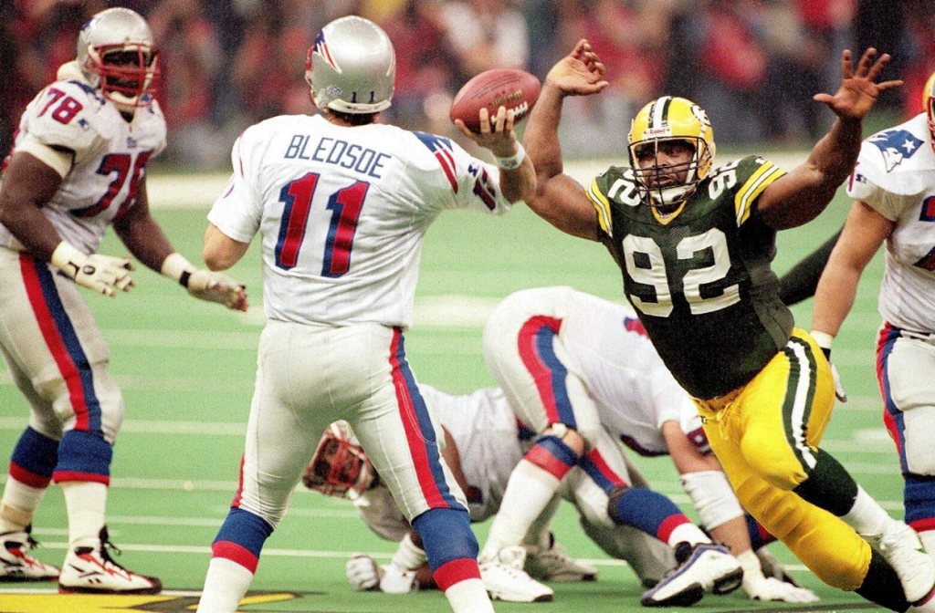 Super Bowl XXXI-Reggie White