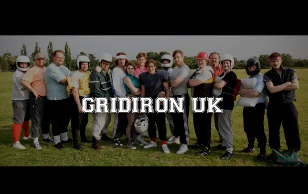 Gridiron UK the movie