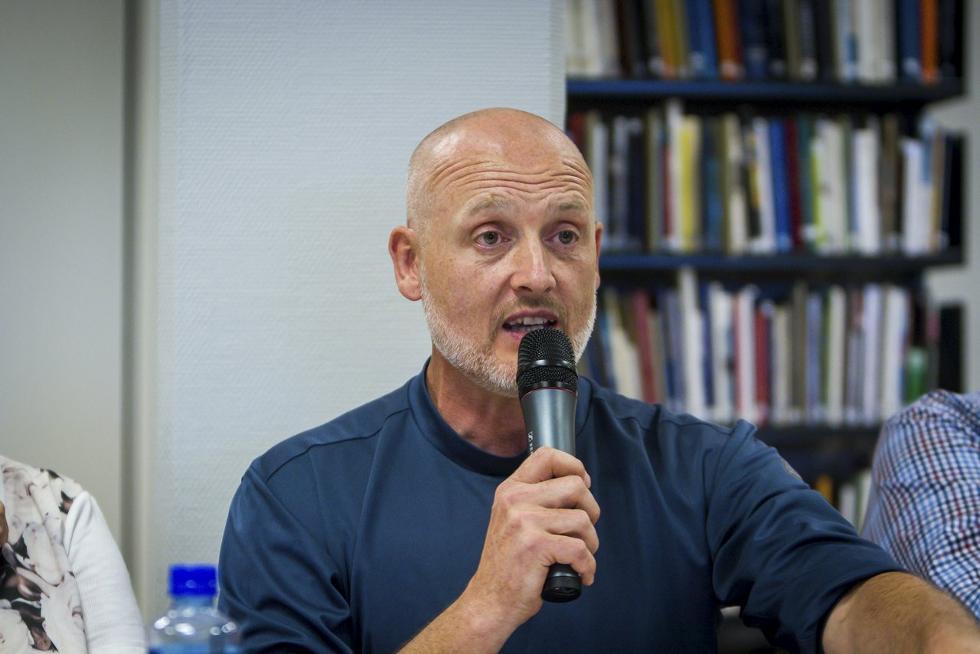 Jon T. Bakken Foto - Yngve Garen Svardal