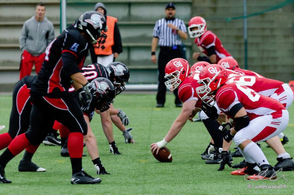 OV vs Glads 2013 - foto Lukasz Kadziolka