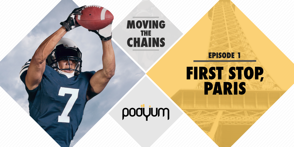 The Podyum - Moving The Chains - Episode1