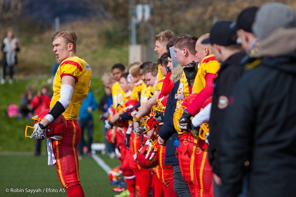 Eidsvoll 1814s U17 2016 - foto Robin Sayyah Efoto AS