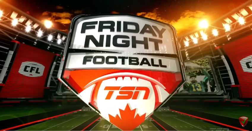 TSN Friday Night Football 2016