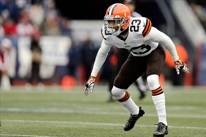 Joe Haden Cleveland Browns