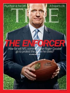 Roger Goodell - Time The Enforcer