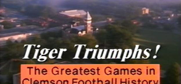 Tiger Triumphs Clemson