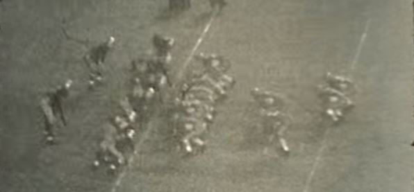 UCLA vs Washington State 1939 formasjoner