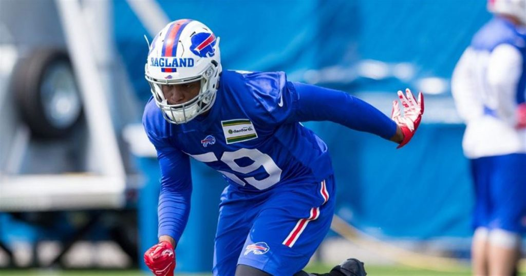 Bills - Reggie Ragland