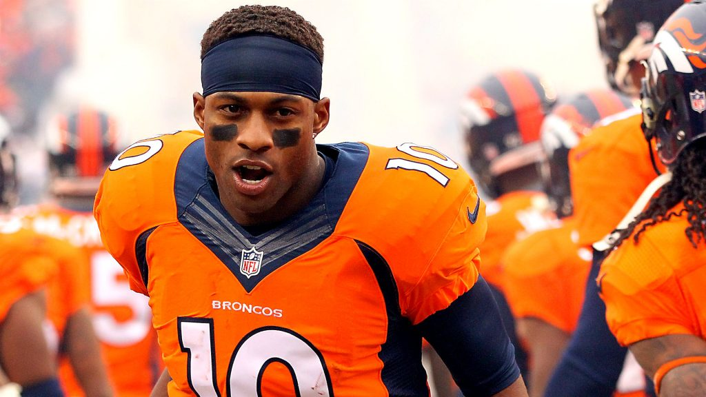 Broncos - Emmanuel Sanders