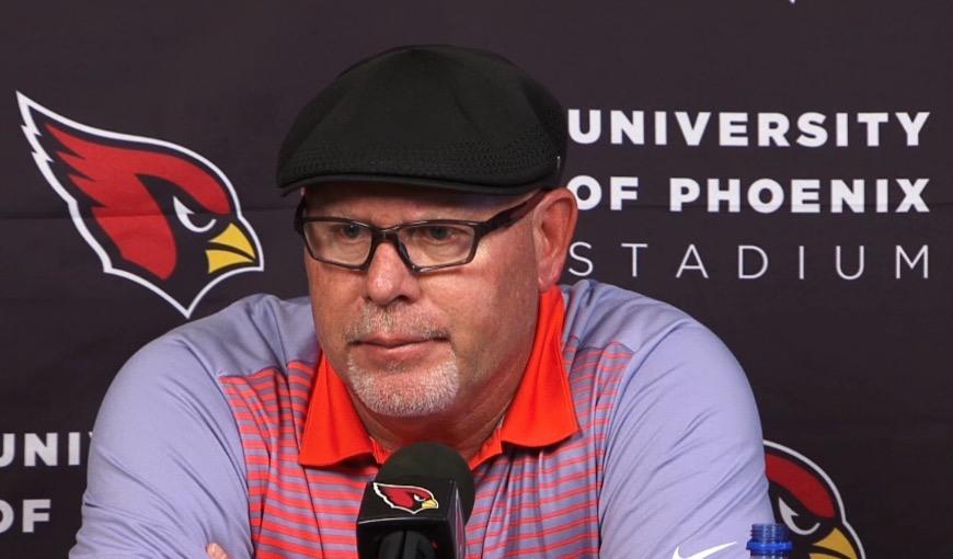Cardinals - Bruce Arians