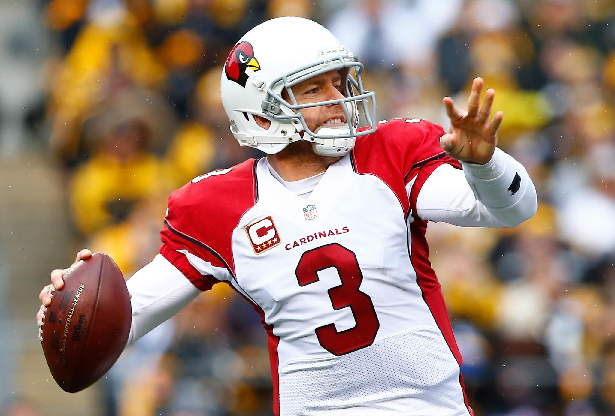 Cardinals - Carson Palmer