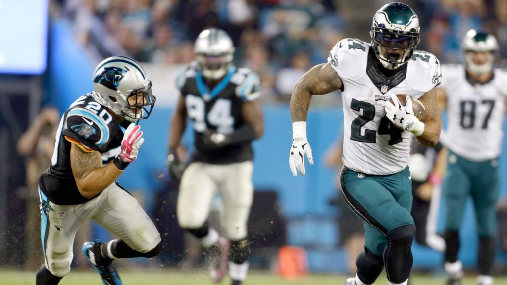 Eagles - Ryan Mathews