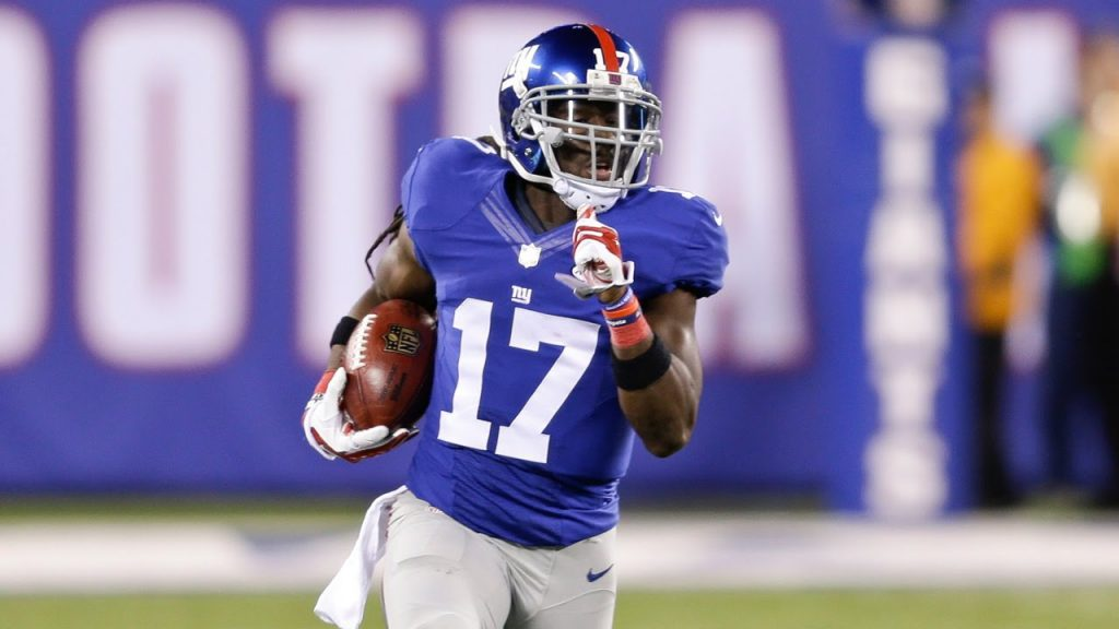 Giants - Dwayne Harris
