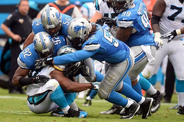 Lions Defense