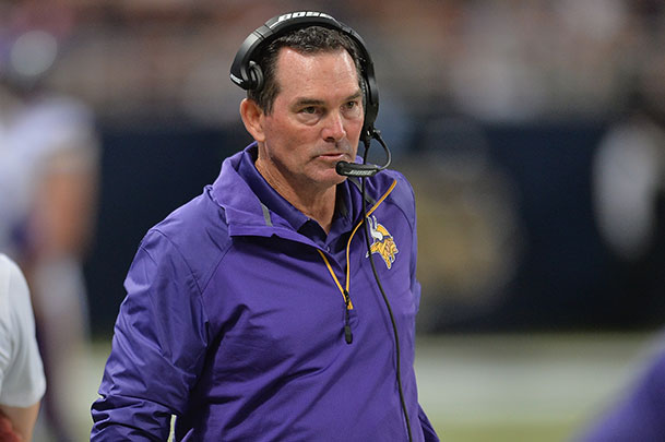 HC Mike Zimmer