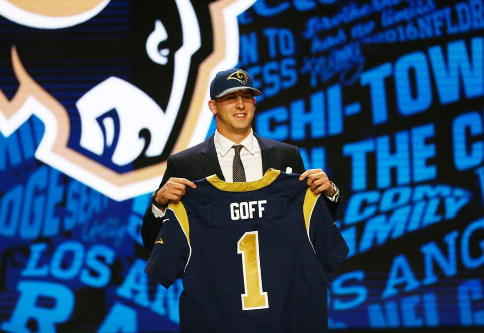 Rams - Jared Goff