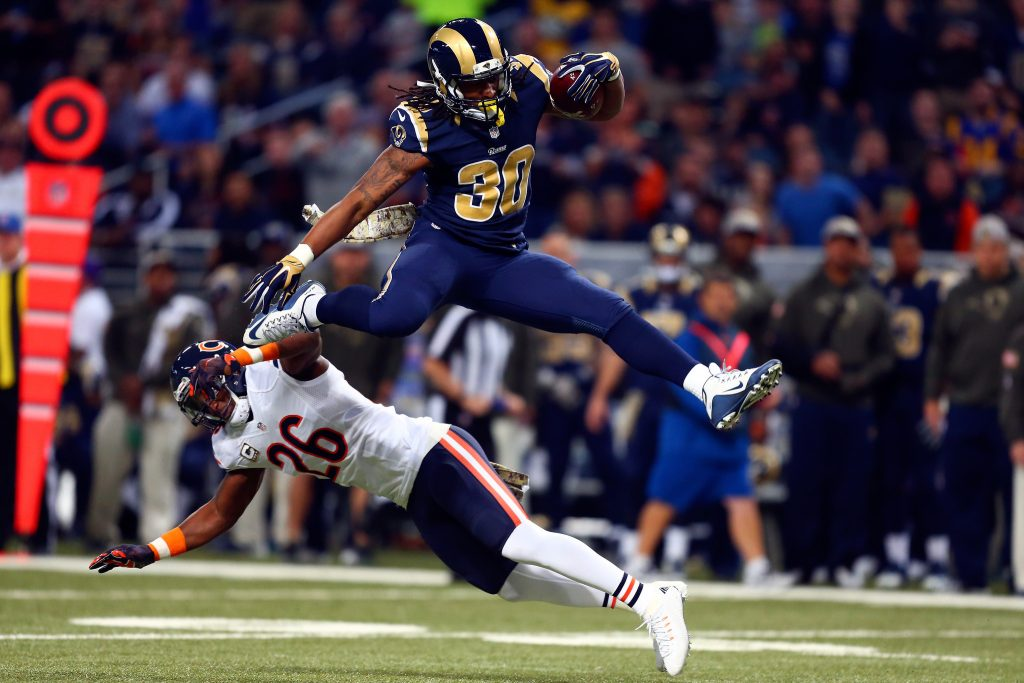 Rams - Todd Gurley
