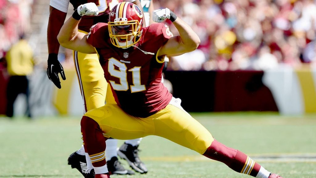 Redskins - Ryan Kerrigan