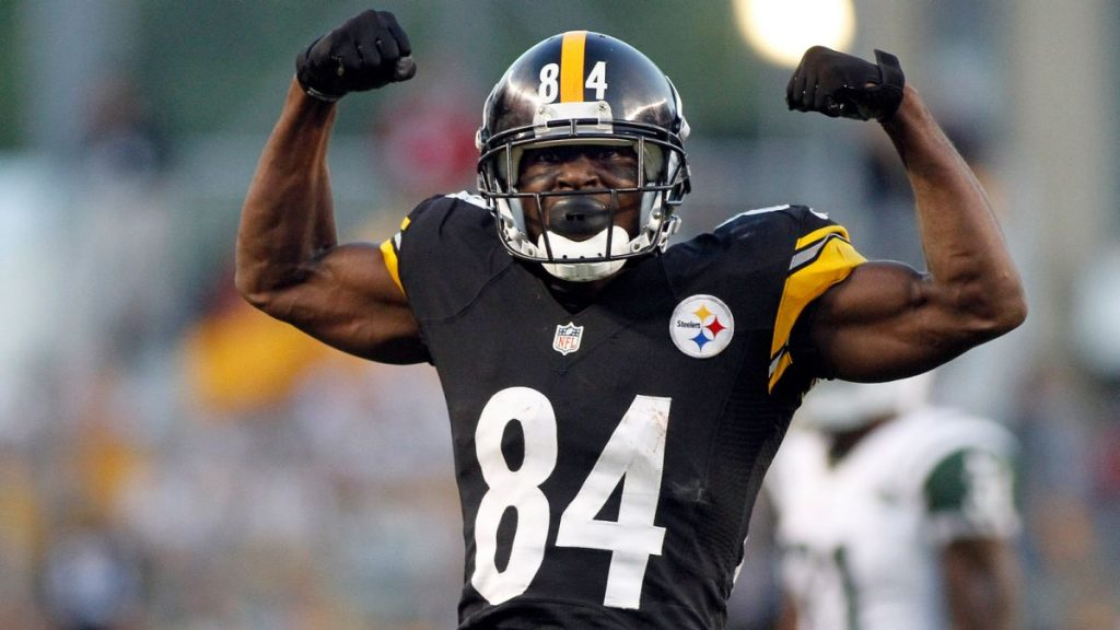 Steelers - Antonio Brown