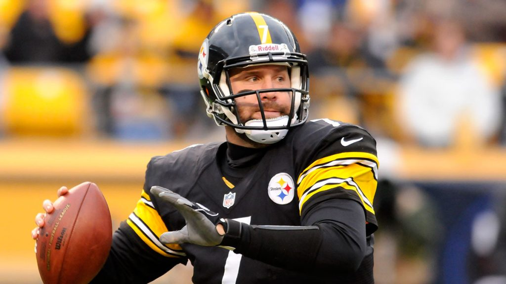 Steelers - Ben Roethlisberger