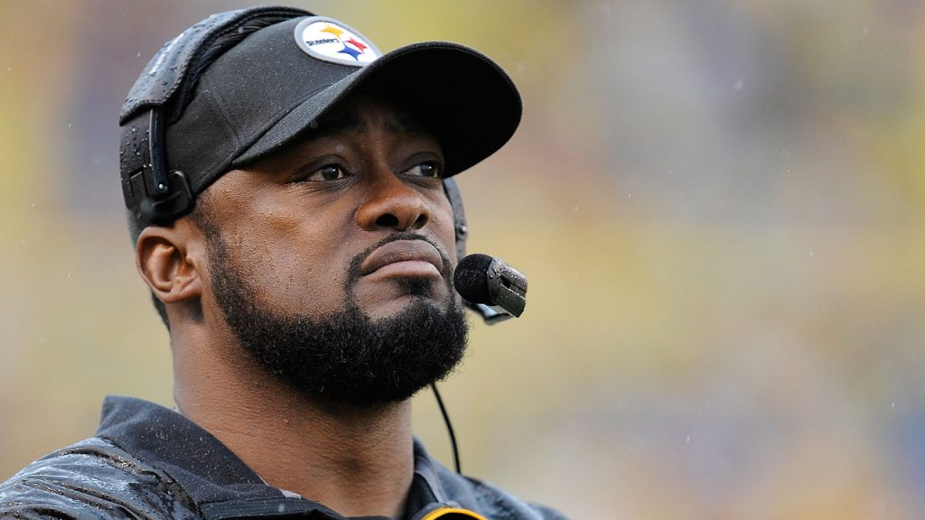 Steelers - Mike Tomlin