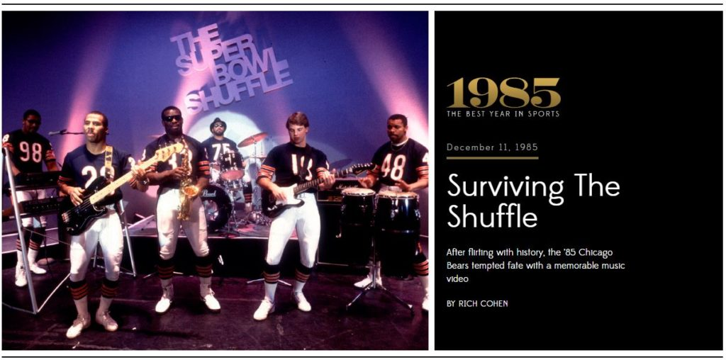si-chicago-bears-surviving-the-shuffle-1985