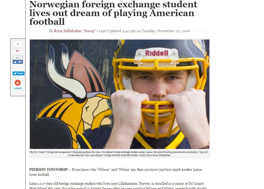 anders-leine-gjovik-swans-qb-high-school-faksimile-the-daily-news-20161122