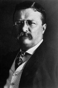 Theodore Roosevelt, mannen som reddet fotball
