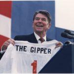 """Ronald Reagan, """"The Gipper"""""""